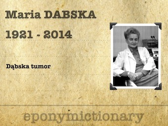 Maria Magdalena Dąbska (1921 - 2014) 340