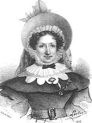 Marie Anne Victoire (née Gillian) Boivin (1773 - 1841)
