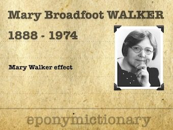 Mary Broadfoot Walker (1888 – 1974) 340