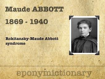 Maude Elizabeth Seymour Abbott (1869 – 1940) 340
