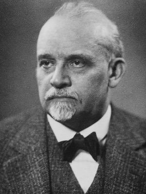 Oskar Vogt (1870 - 1959)