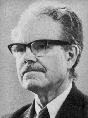 Petrus Johannes Waardenburg (1886 - 1979)