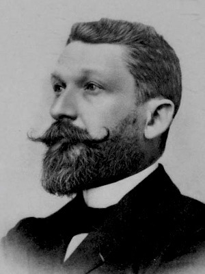 Pierre Félix Merklen (1852 - 1906)