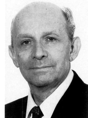 Professor Abraham Leo Schamroth (1924 - 1988)