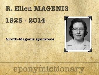 Ruth Ellen Magenis (1925 - 2014) 340