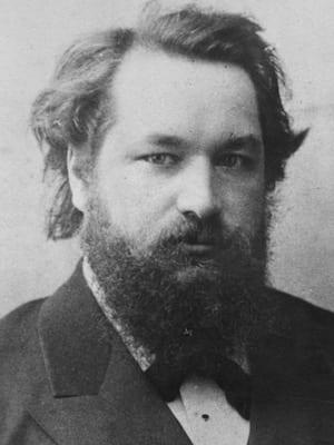 Sergei Sergeievich Korsakoff (1854 - 1900)