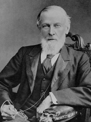 Sir William Richard Gowers (1845 - 1915)