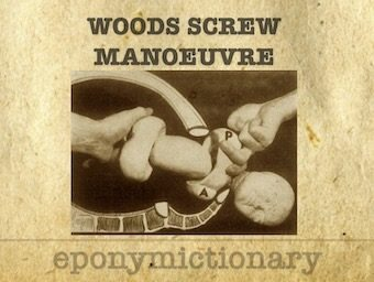 Woods Screw Manoeuvre (1943) 340