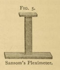 sansom pleximeter