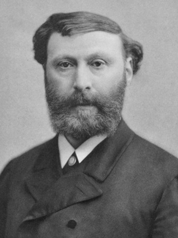 Ádám Politzer (1835 - 1920)