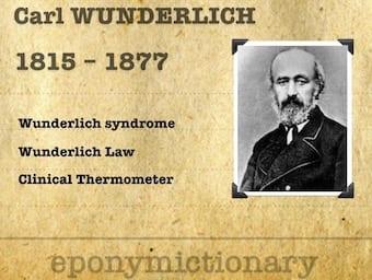 Carl Reinhold August Wunderlich (1815 – 1877) 340 2