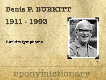 Denis Parsons Burkitt (1911 - 1993) 340