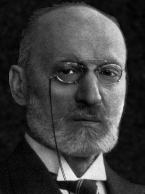Ismar Isidor Boas (1858 - 1938)