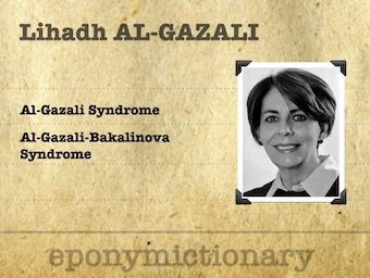 Lihadh Ibrahim Al-Gazali is a professor of clinical genetics and paediatrics 340