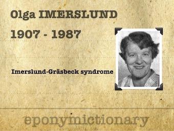 Olga Imerslund (1907 - 1987) 340