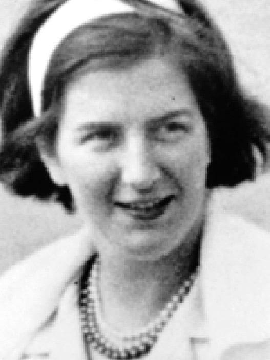 Yvonne Margaret (née Barr) Balding (1932 - 2016)