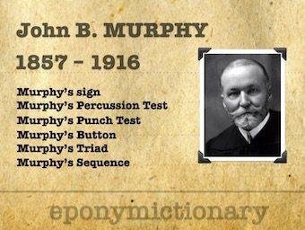 John Benjamin Murphy (1857 – 1916) 340
