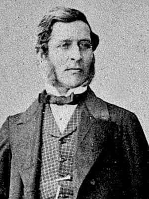 John Birkett (1815 - 1904)