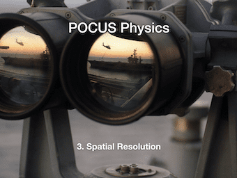 POCUS Physics 3