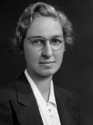 Virginia Apgar (1909 - 1974) 300