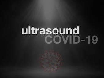 lung ultrasound COVID-19 340
