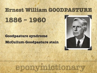 Ernest William Goodpasture (1886 – 1960) 340