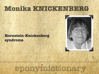 Monika Knickenberg HKS 1975