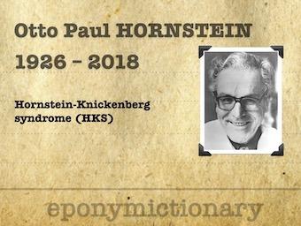 Otto Paul Hornstein (1926 - 2018) 340