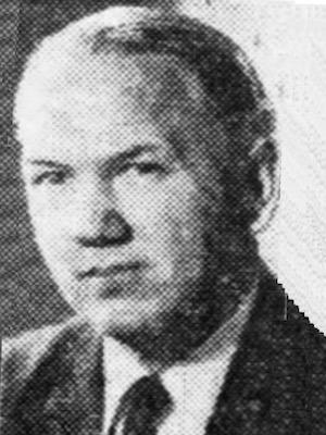 Richard Barratt Terry (1914 - 1960)