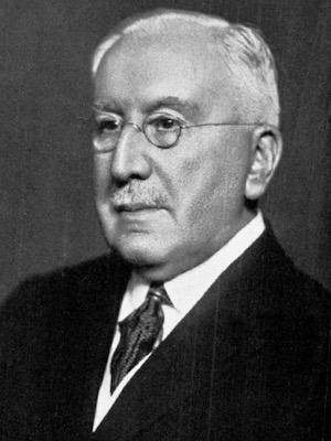 Sir Charles Alfred Ballance (1856-1936)