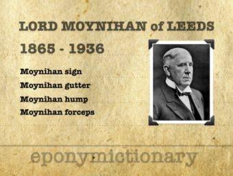 Berkeley George Andrew Moynihan, Lord Moynihan of Leeds (1865-1936) 340 2