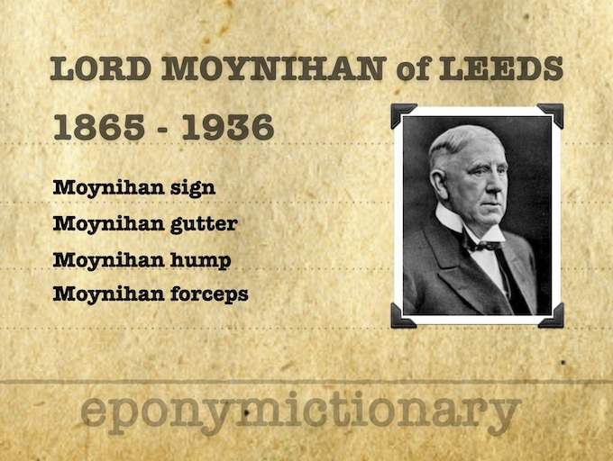 Berkeley George Andrew Moynihan, Lord Moynihan of Leeds (1865-1936) 340 2