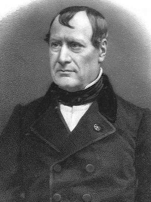 Jean-Pierre-Marie Flourens (1794 - 1867)