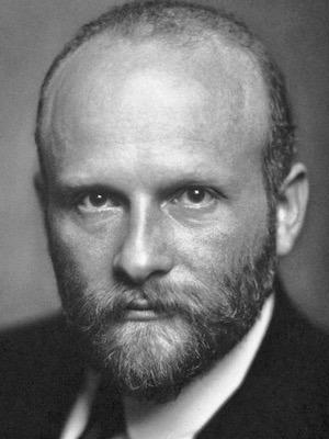 Róbert Bárány (1876 - 1936)