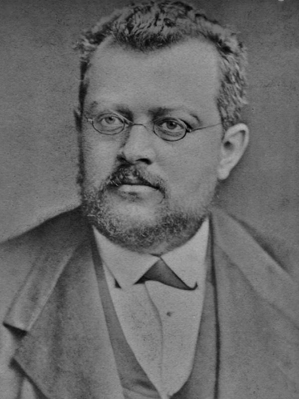 Wilhelm Ebstein (1836 - 1912) ca. 1885