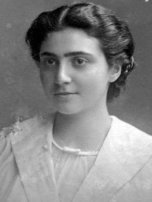 Łucja Frey-Gottesman (1889 - 1942)