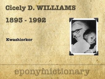 Cicely Delphine Williams (1893–1992) 340 2