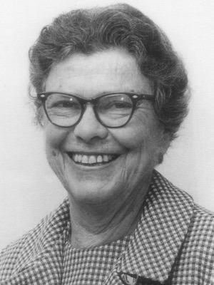 Elizabeth Maplesden Ramsey (1906 - 1993)