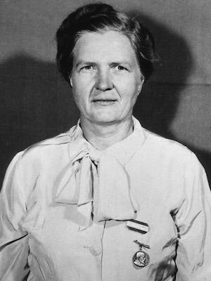Erna Christensen (1906 - 1967)