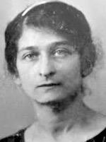 Gabrielle Charlotte Lévy (1886 - 1935)