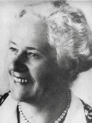 Gertrud Hurler (1889 - 1965)