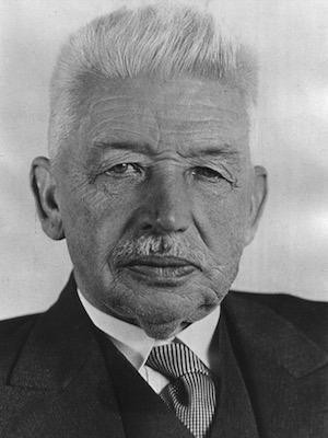 Karl Albert Ludwig Aschoff (1866 - 1942)