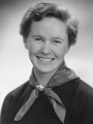 Ruth Wynne-Davies (1926 - 2012)