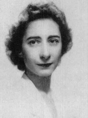 Sophie Spitz (1910 - 1956)