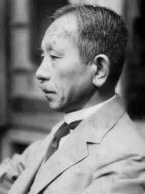 Sunao Tawara 田原 淳, (1873 - 1952)