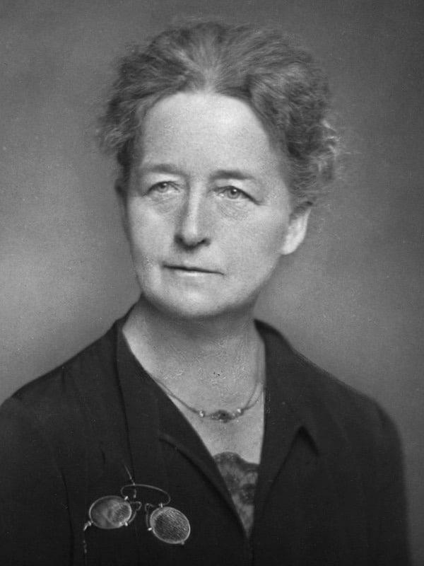 Kristine Elisabeth Heuch Bonnevie (1872 - 1948)