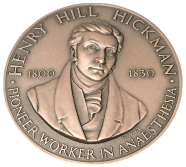 Henry Hill Hickman Medal 2016 Martin Bromiley