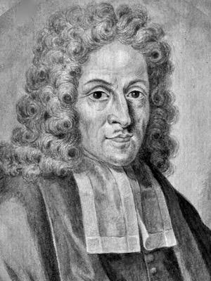 Marcus Gerbezius (1658 - 1718)