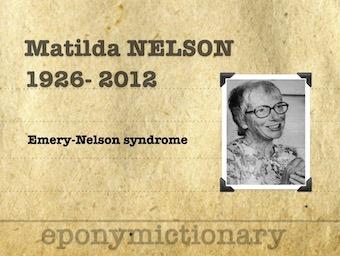 Mathilda Mary Nelson (1926 – 2012) 340