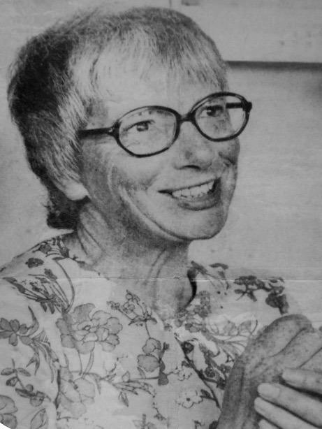 Matilda Mary Nelson (1926 - 2012)
